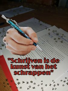 manuscript herschrijven