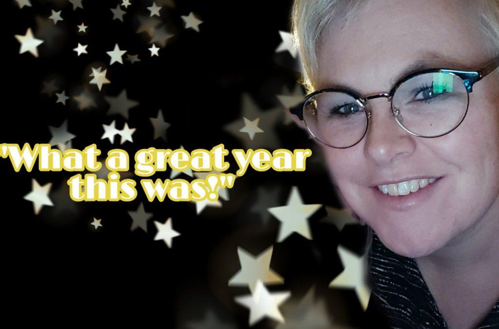 Terugkijken op het (schrijf)jaar 2019!
