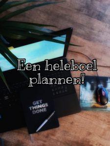 een heleboel plannen