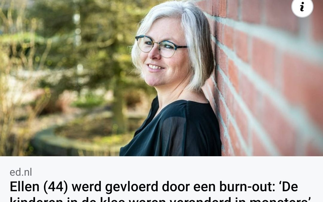 Het symposium over burn-out
